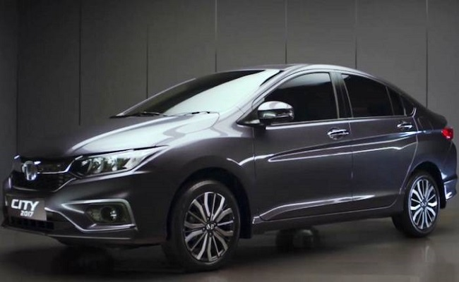 Honda City the Best Car of the Year