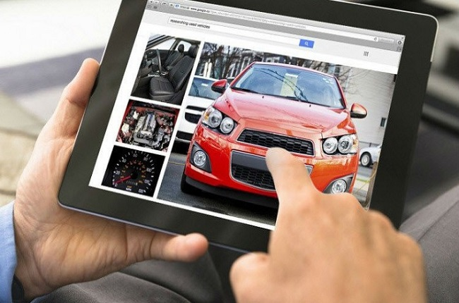 used car online