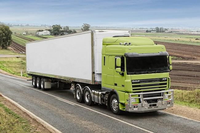 Truck trailer