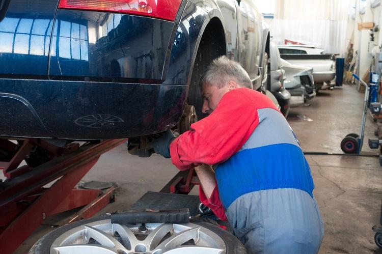 Repair Your Vehicle