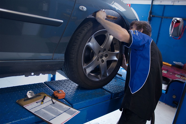 Wheel Inspection for Your Vehicle